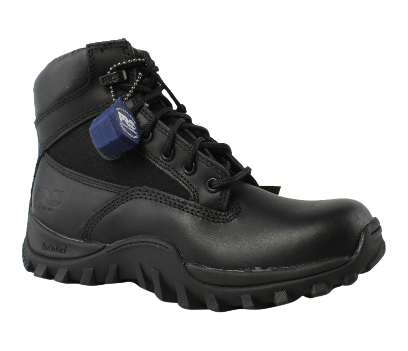 Timberland Mens Black Work and Safety Boots Size 3.5 New by Timberland
