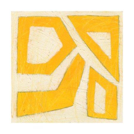 Spectrum Hieroglyph VIII Print Wall Art By June