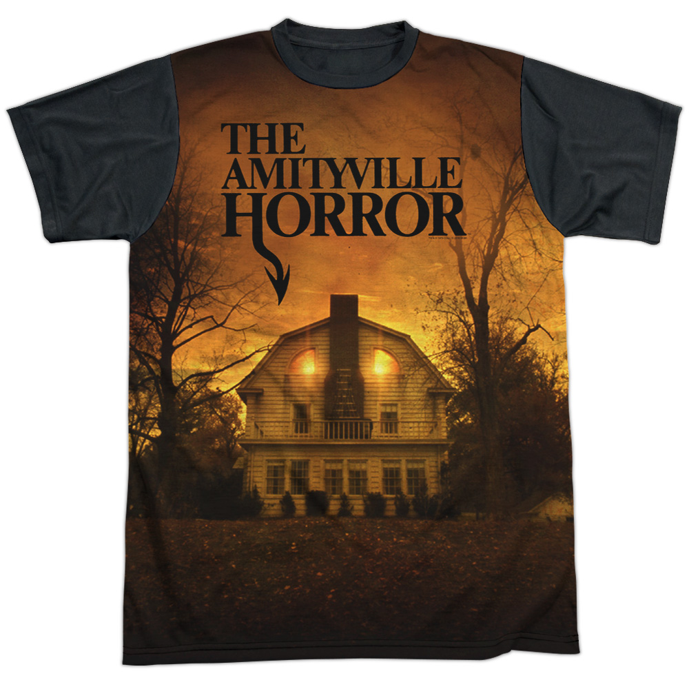 Amityville Horror House Mens Sublimation Shirt