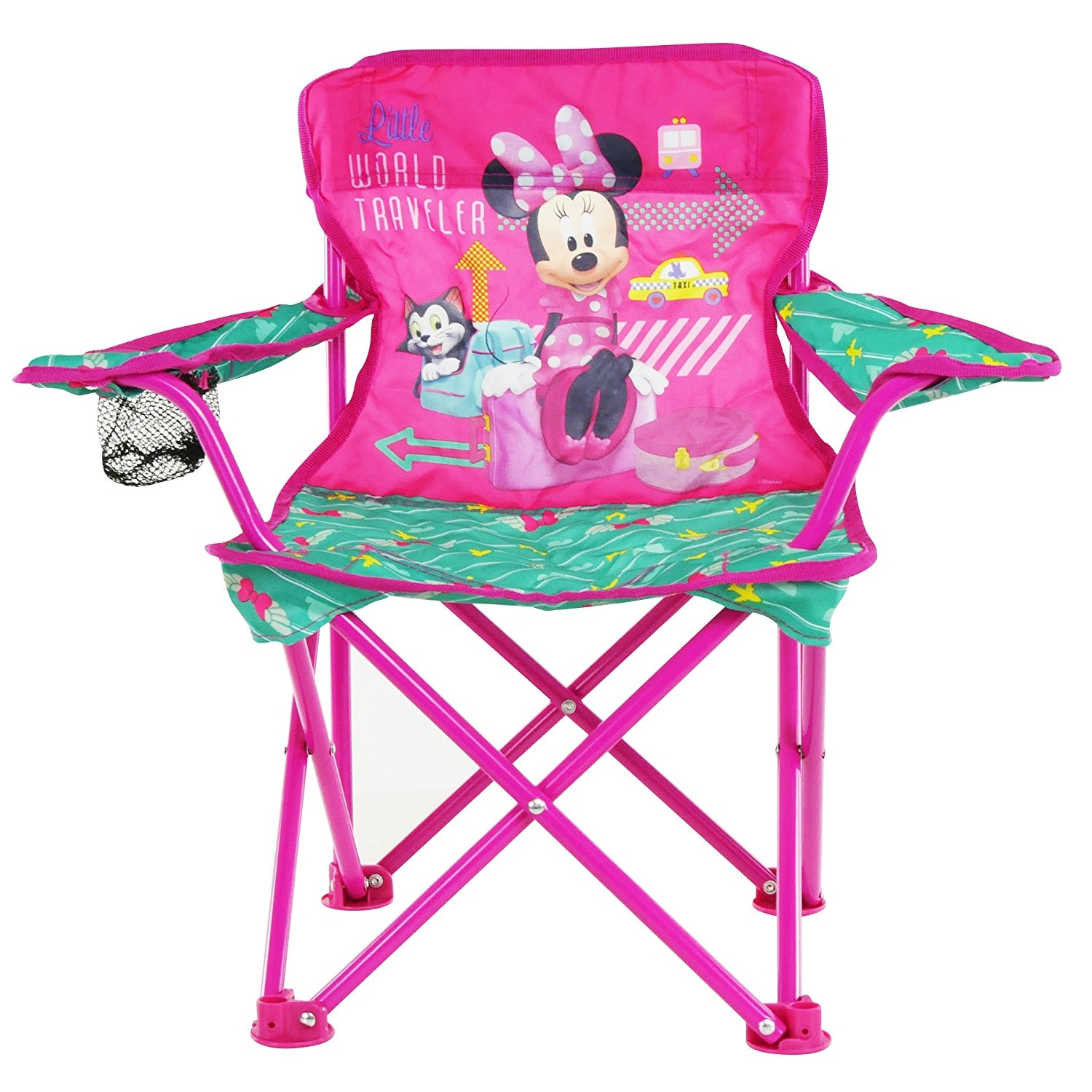 Disney Minnie Jet Set Fold N' Go Chair