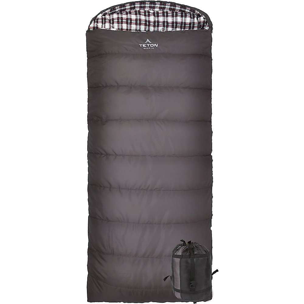 Teton Sports Fahrenheit XXL +20F Sleeping Bag