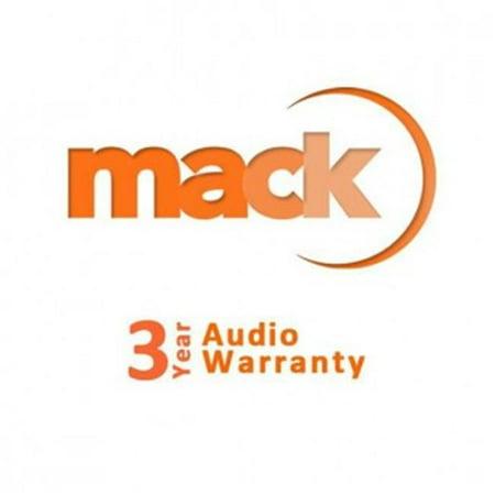 Mack Worldwide Warranty 1201 3 Year Audio Under Dollar