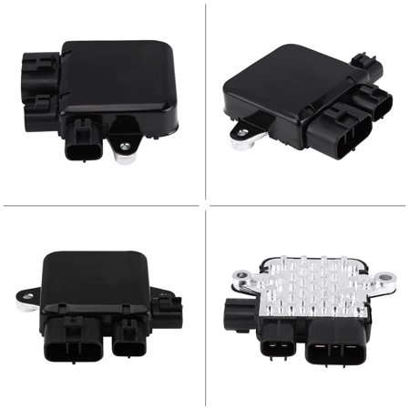 Ejoyous Cooling Fan Control Module Unit for Mazda 6 MPV Outlander Lancer 1355A124, Cooling Fan Control Module,1355A124 - image 6 of 12