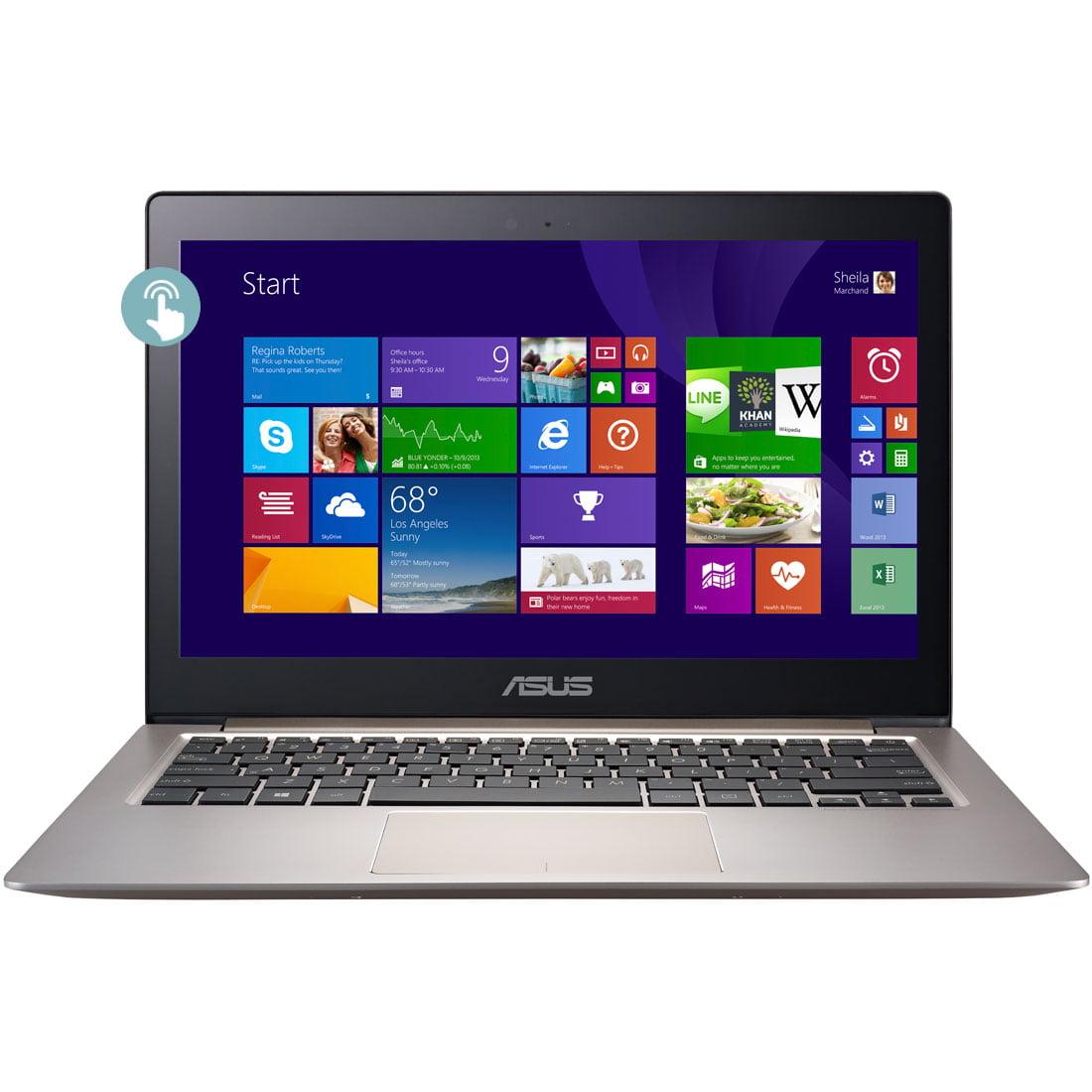 Refurbished Asus 90NB04Y2-M06360 Ultrabook by ASUS