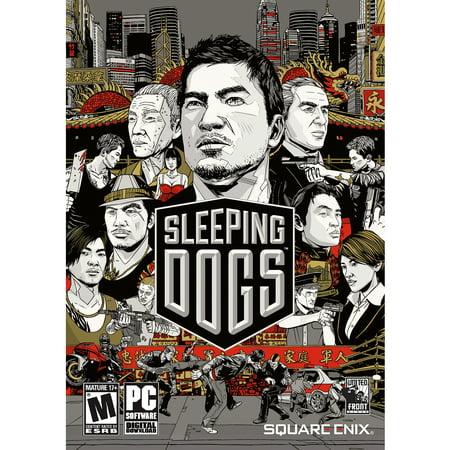 Sleeping Dogs ESD Game (PC) (Digital Code) ()