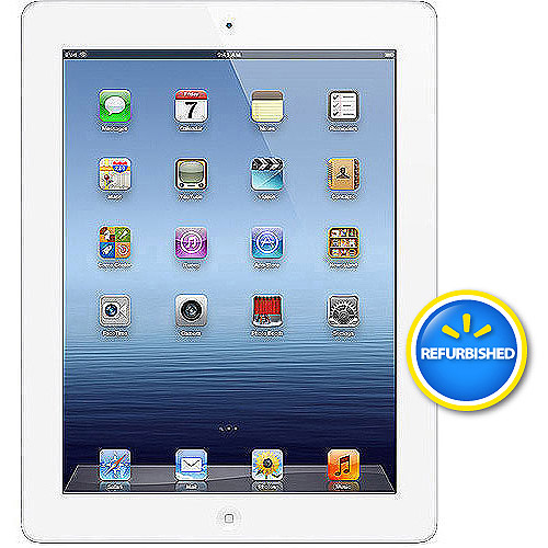 Apple iPad 3rd Generation 64GB with Wi-Fi (Refurbished)