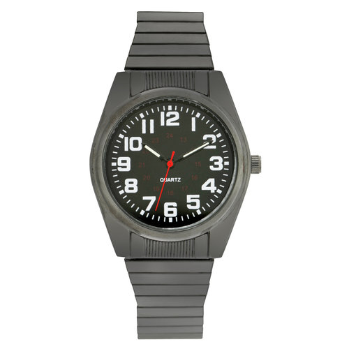 Timecenter Watch-mens Dress/casual