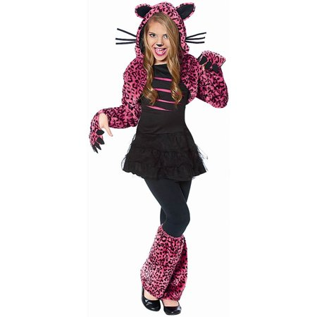 Bad Kitty Kids Costume