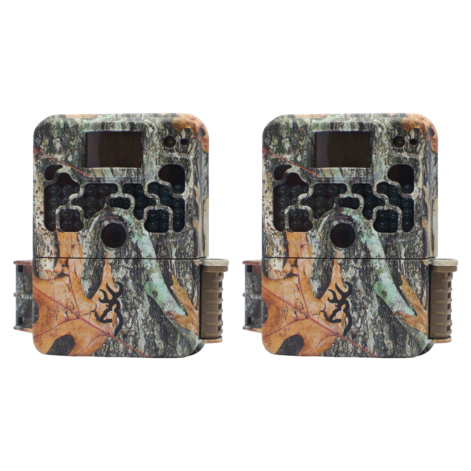 Browning Trail Cameras Strike Force Elite HD 10MP Game Camera, 2 Pack | BTC-5HDE by Browning Trail Cameras