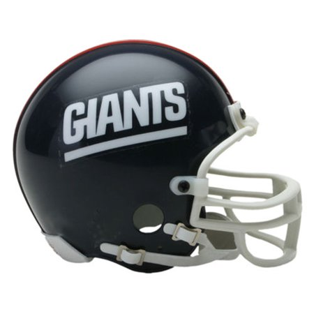 Riddell New York Giants VSR4 81-99 Throw Back Mini Football Helmet