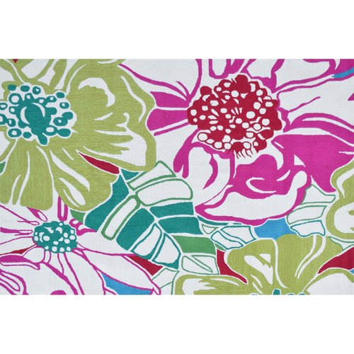 "The Rug Market Begonia 8"" x 10"" Area Rug"