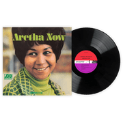 """Aretha Now 13th studio album from Aretha Franklin AAA Remastered 12"""" Black Vinyl"""
