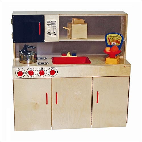 Virco 5-in-1 Kitchen Center