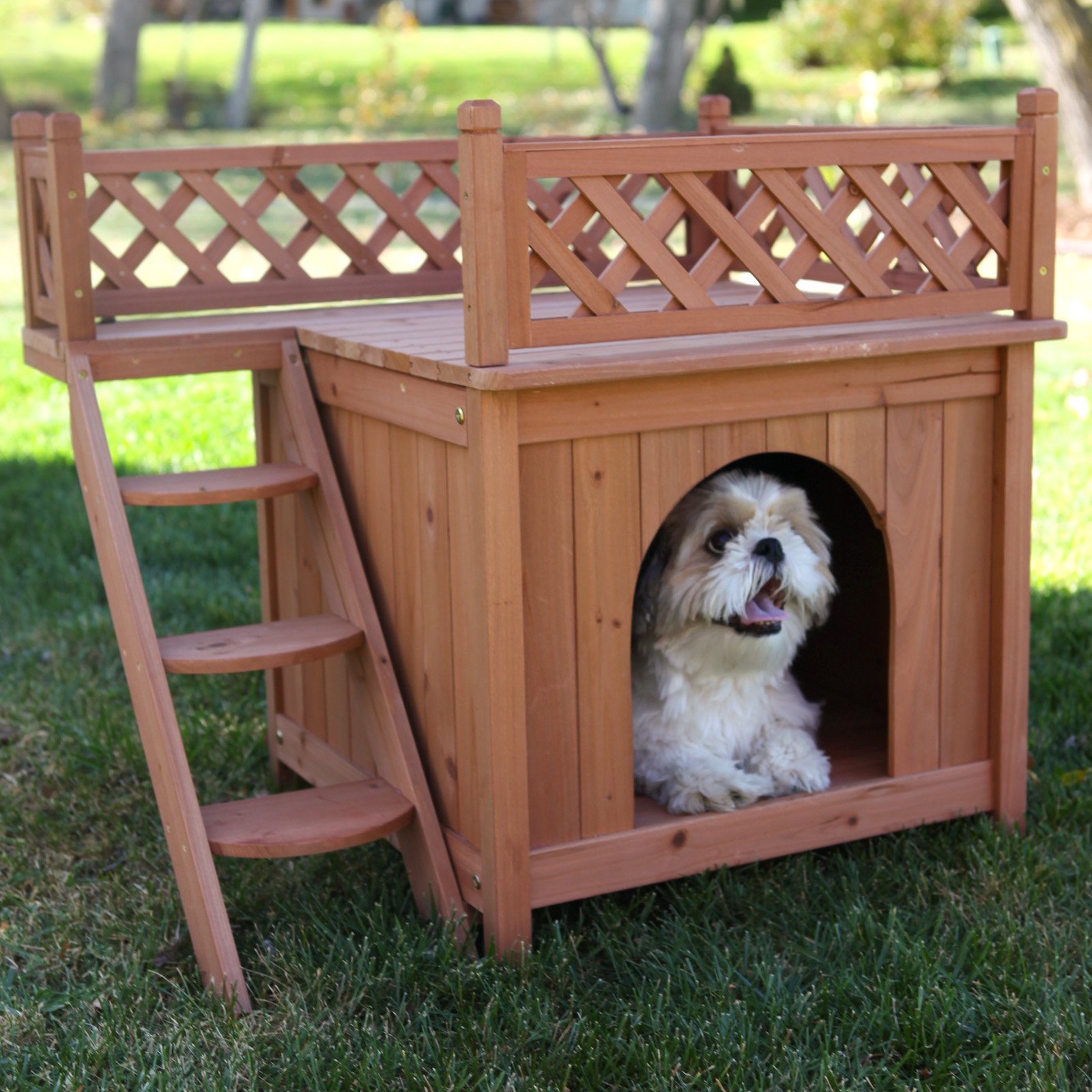Room With A View Garden Design Part - 47: Room With A View Dog House - Walmart.com