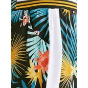 05235030490ac Paper Tee - Juniors  Printed Challis Pants w  Side Stripe   Slit ...
