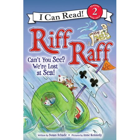 Riff Raff: Can't You See? We're Lost at Sea! -