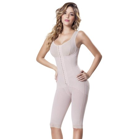 Fajitex Fajas Colombianas Reductoras y Moldeadoras High Compression Garments After Liposuction Full Bodysuit