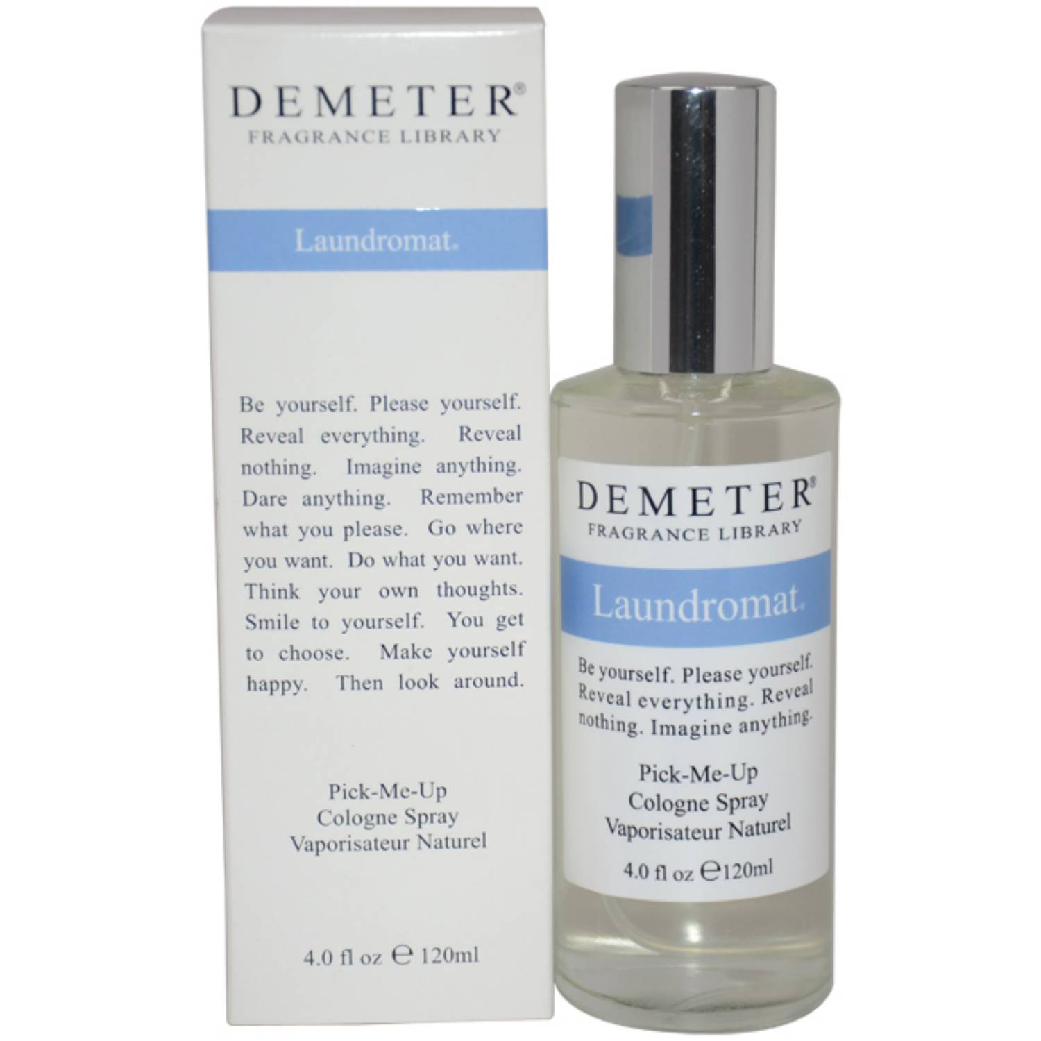 Laundromat by Demeter for Women Cologne Spray, 4 oz