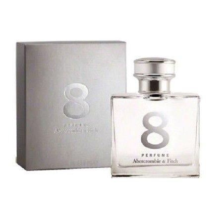 8 Perfume Eau De Parfum 1 7 Oz   50 Ml By Abercrombie   Fitch For Women  Sealed