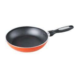 Gourmet Chef  Aluminum 8-inch Professional Heavy-duty Induction Nonstick Fry Pan Anodized Aluminum Chefs Pan