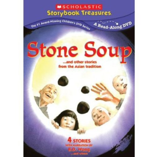 Stone Soup... And Other Stories From The Asian Tradition (Full Frame)