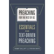 Preaching for the Rest of Us - eBook