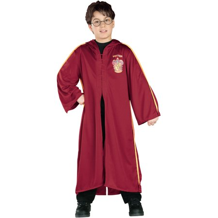 Harry Potter House Robes (Child's Harry Potter Quidditch House Costume Robe)
