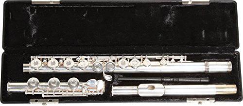 Gemeinhardt Model 3OB Flute, Open Hole, Offset G, B-Foot, Silver Plated by Gemeinhardt