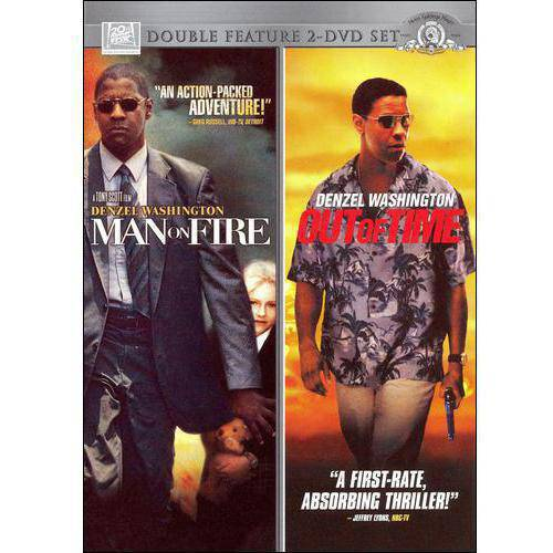 Man On Fire / Out Of Time (Spanish) (Widescreen)