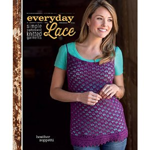 F&W Media Interweave Press, Everyday Lace Multi-Colored