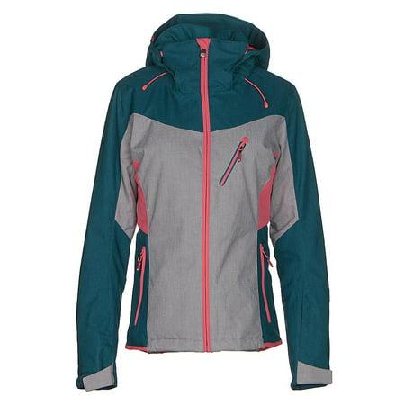 Roxy Sassy Womens Insulated Snowboard Jacket (Roxy Ally Btx Snowboard)