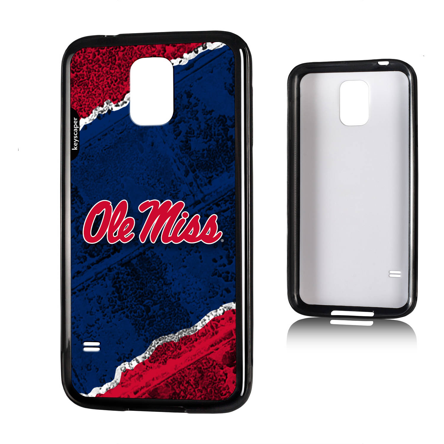 Mississippi Ole Miss Rebels Galaxy S5 Bumper Case