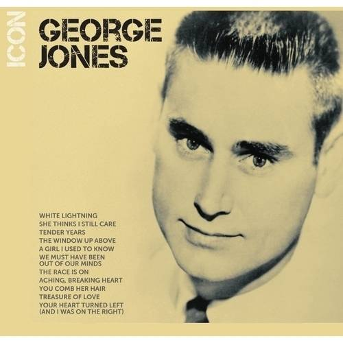 Icon Series: George Jones
