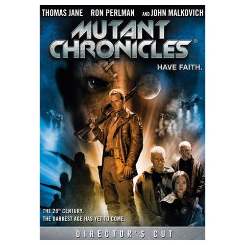Mutant Chronicles (Director's Cut) (2009)