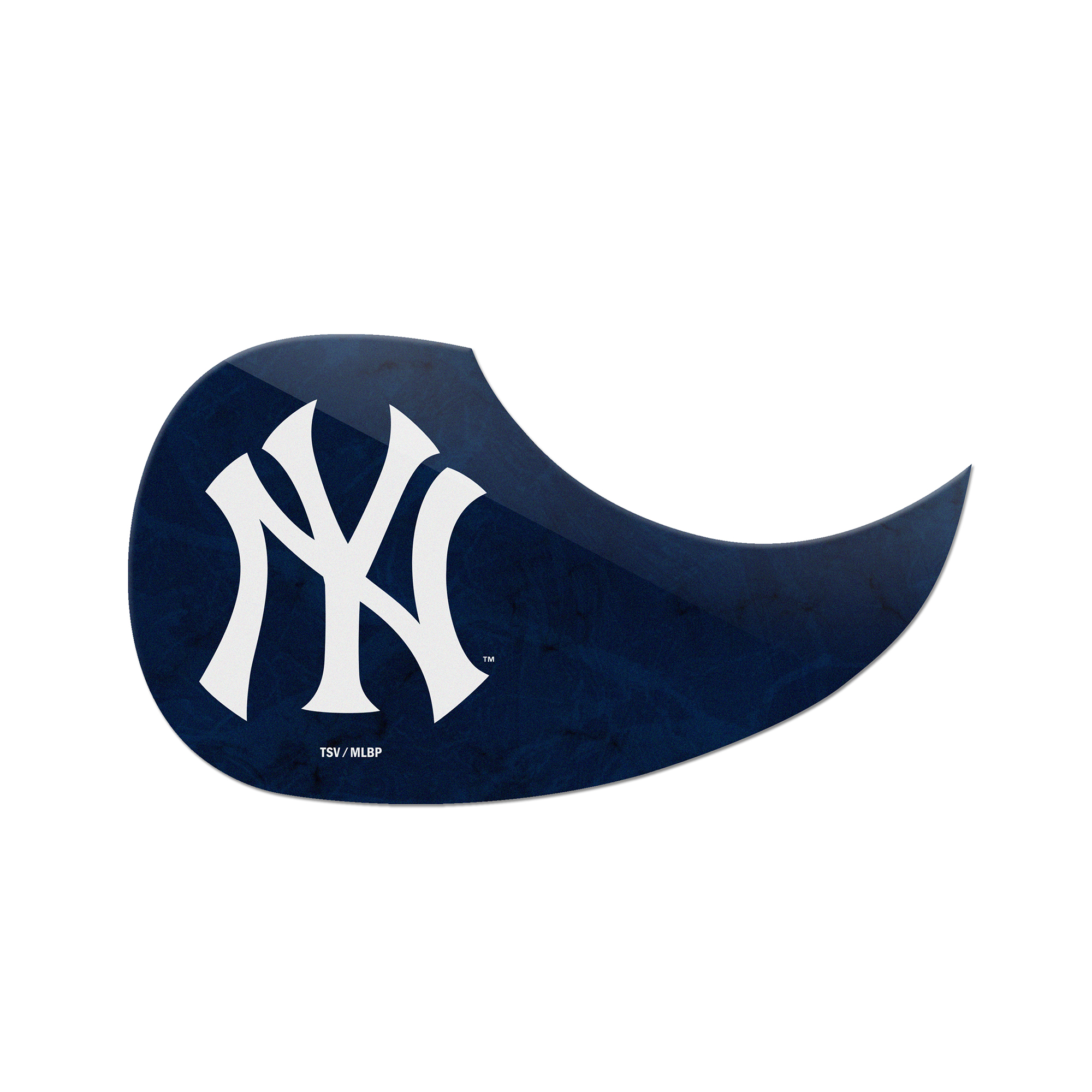 New York Yankees Woodrow Pick Guard - No Size