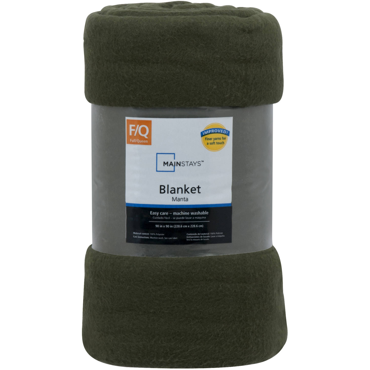 green blankets  throws  walmartcom - mainstays value blanket sea turtle