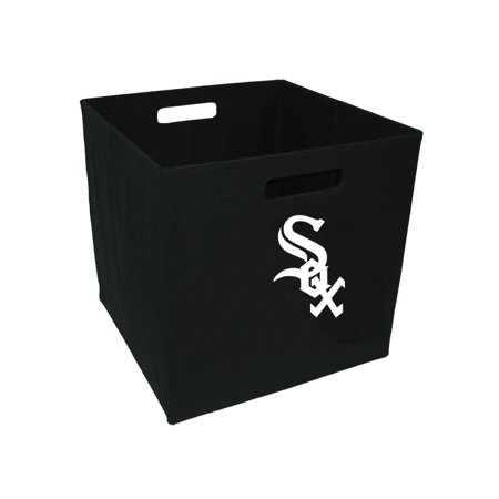 12-Inch Team Logo Storage Cube – Chicago White Sox