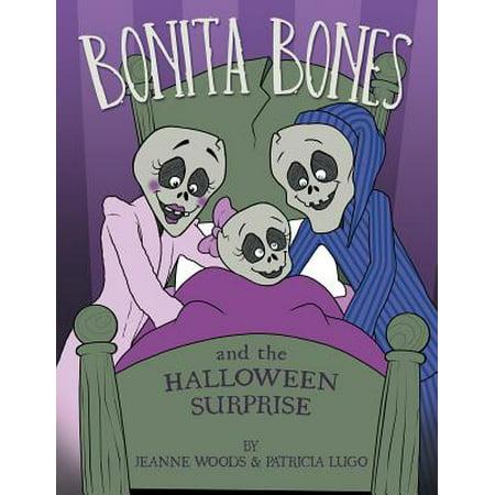 Bonita Bones and the Halloween Surprise - eBook - Halloween Bones Font