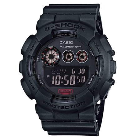 G-Shock Military Black GD120MB-1 X-Large Digital Super Wristwatch