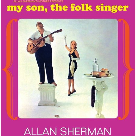 My Son the Folk Singer (CD) (The Serendipity Singers Beans In My Ears)