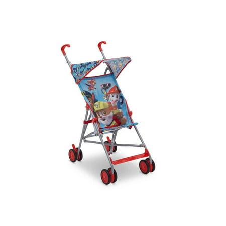 Nickelodeon Paw Patrol Lightweight Travel Umbrella 3 Point Harness Baby (Chicco Ct 0-6 Ultra Lightweight Umbrella Stroller Topazio)