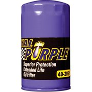 Royal Purple Extended Life Oil Filter 40-2051, Engine Oil Filter for Ford