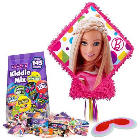 Barbie Pinata Kit - Party Supplies - Pinata Barbie