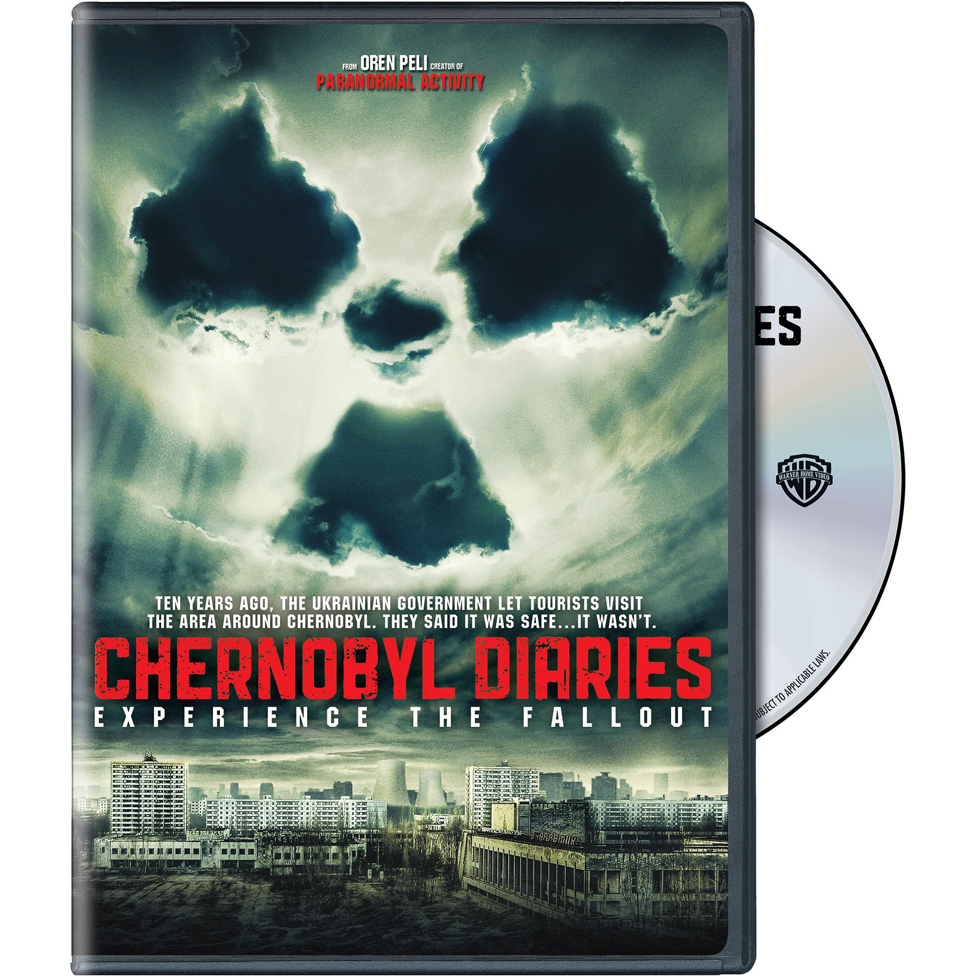 Chernobyl Diaries (DVD   Digital With UltraViolet) (With INSTAWATCH) (Widescreen)