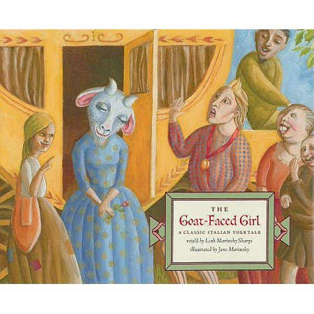 Italian Girl (The Goat-Faced Girl : A Classic Italian Folktale)