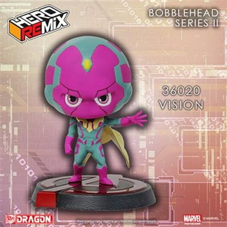 Superhero Bobbleheads (6