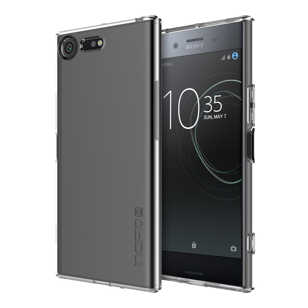 Incipio NGP Pure Sony Xperia XZ Premium Case with Clear, Shock-Absorbing Polymer Material for Sony Xperia XZ Premium -