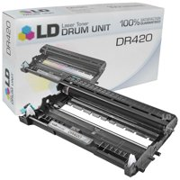 LD Compatible Brother DR420 Drum Unit for DCP-7060D, DCP-7065DN, HL-2130, HL-2220, HL2230, HL-2240, HL-2250DN, HL-2270DW, Intellifax 2840, 2940, MFC-7240, MFC-7360N, MFC-7365DN, MFC-7460DN, MFC-7860DW