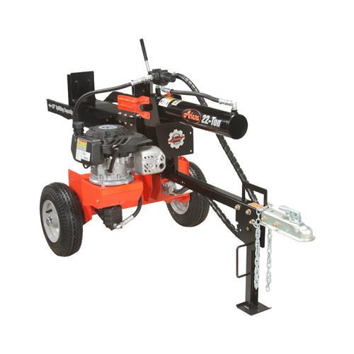 Ariens 917030 Log Splitter, 22-Ton, Vertical & Horizontal, 4.5-HP Engine by Log Splitters