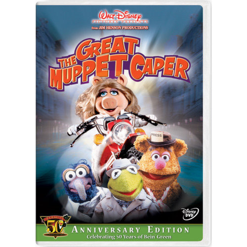The Great Muppet Caper (Kermit's 50th Anniversary Edition) (Widescreen, Full Frame, ANNIVERSARY)